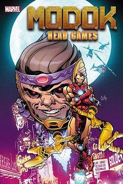 M.O.D.O.K.: Head Games #2A