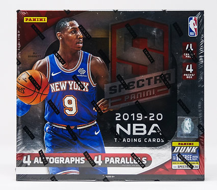 2019-20 Panini Prizm NBA Trading Cards Box