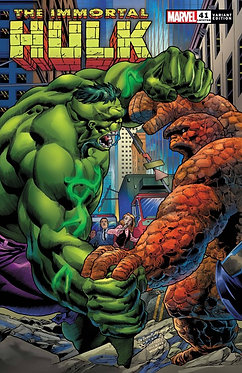 The Immortal Hulk 41B