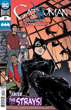 Catwoman, Vol. 5 28A