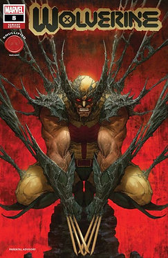 Wolverine, Vol. 7 #8D