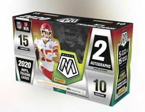 2020 Panini NFL Mosaic - 15 Card Packs