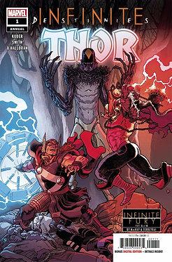 Thor Infinite Destinies #1