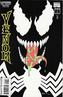 Venom-The Enemy Within
