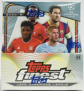 Topps Finest Champion league