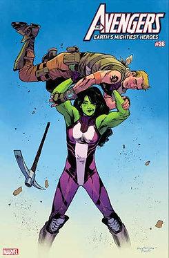 Avengers #36 (Pichelli Fortnite Variant)