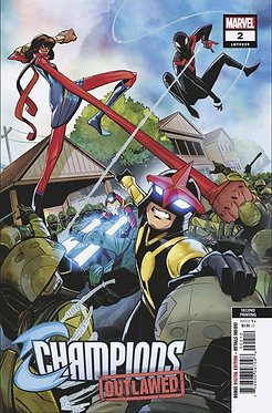 Champions (Marvel) Vol 4 #2