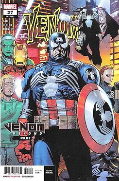 Venom #27 (Stegman Variant)