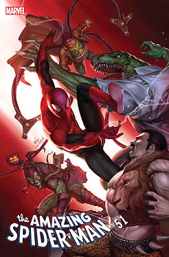 The Amazing Spider-Man (2018) #51