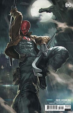 Red Hood #52 (Cover B - Skan Variant)