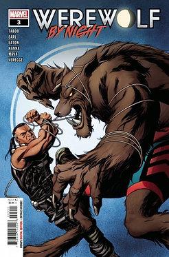 Werewolf by Night, Vol. 3 #3A