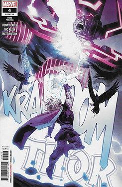 Thor #4 Third Printing Klein