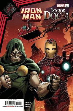 King in Black: Iron Man / Doom #1A