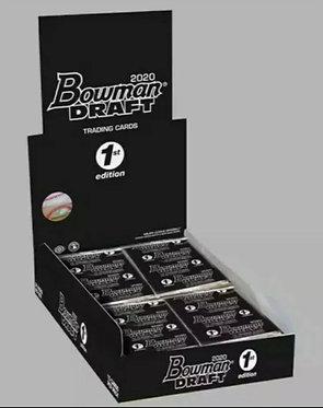 2020 Bowman Draft Baseball (1st Edition)