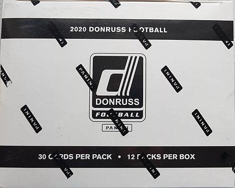 Panini Donruss NFL Football Jumbo Fat Pack Box 2020