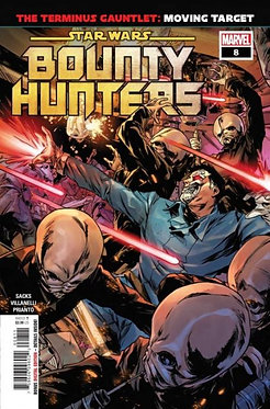 Star Wars: Bounty Hunters #8A