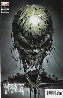 Venom #21 (Crain Teaser Variant)