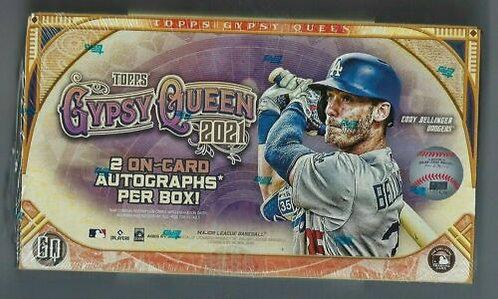 2021 Gypsy Queen Baseball