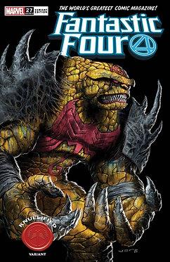Fantastic Four, Vol. 6 27B