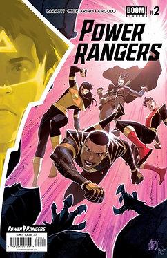 Power Rangers 2A
