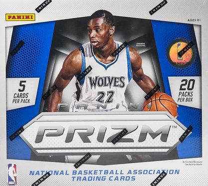 Panini Prizm NBA Trading Cards Box