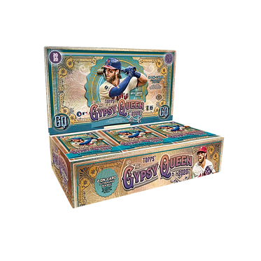 Topps Gypsy Queen 2020 - 8 Card Pack