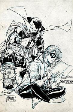 Crossover (Image Comics) #3G