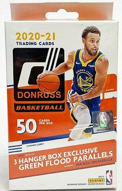2020-21 Panini Donruss NBA Basketball Hanger Box
