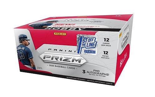 Panini Prizm 2020 Baseball - 12 Card Pack