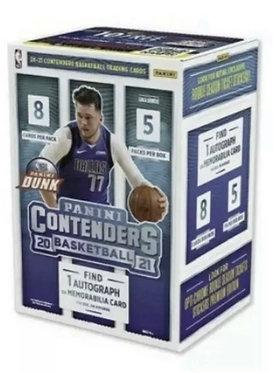 2021 NBA Panini Contenders Blaster Box