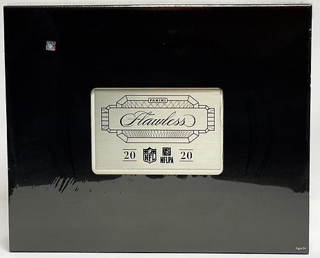Flawless Football 2020 New Factory Sealed Case