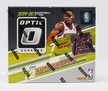 2019-20 Donruss Optic NBA Trading Cards