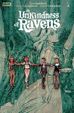 An Unkindness of Ravens #4D