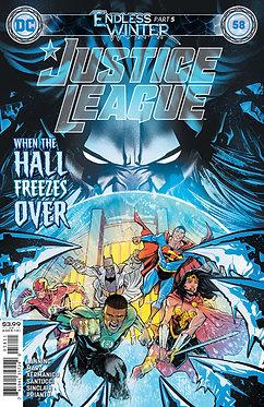 Justice League, Vol. 3 58A