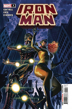 Iron Man, Vol. 6 4A