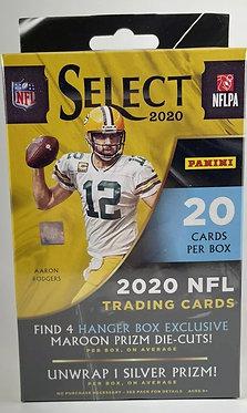 2020 Panini Select Football Hanger