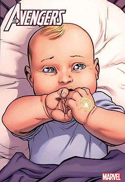 Avengers #30 (2nd Printing)