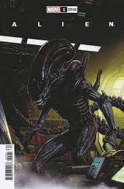 Alien #1 Variant Cover