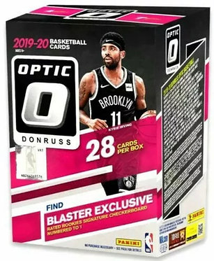2019-20 Panini Donruss Optic Basketball Blaster Box