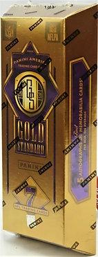 2020 Panini America Gold Standard NFL Hobby box