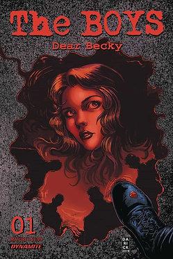 Boys Dear Becky #1