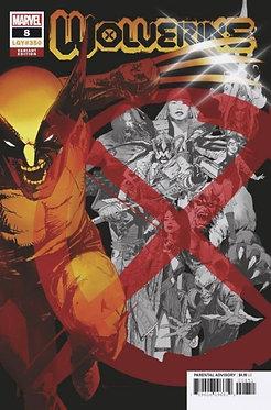 Wolverine, Vol. 7 #8E
