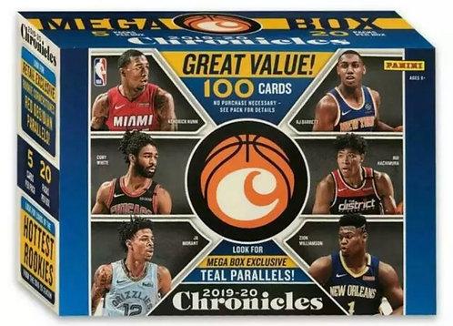 Panini 2019-20 Chronicles Basketball NBA Cards - Mega Box