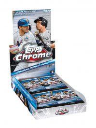 Topps 2020 Chrome - 4 Card Pack