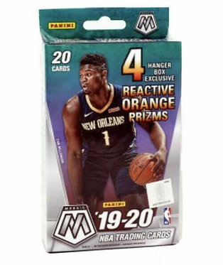 2019-20 Panini Mosaic NBA Basketball Hanger Box