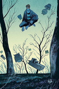 You Look Like Death: Tales from the Umbrella Academy #4C