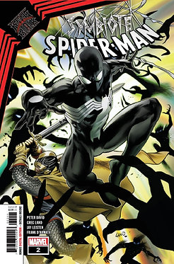 Symbiote Spider-Man: King In Black 2A
