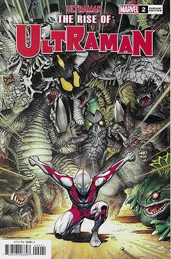 The Rise Of Ultraman #2