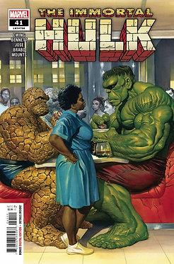 The Immortal Hulk 41A