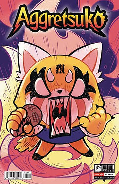 Aggretsuko #4 (Cover A - Patabot)
